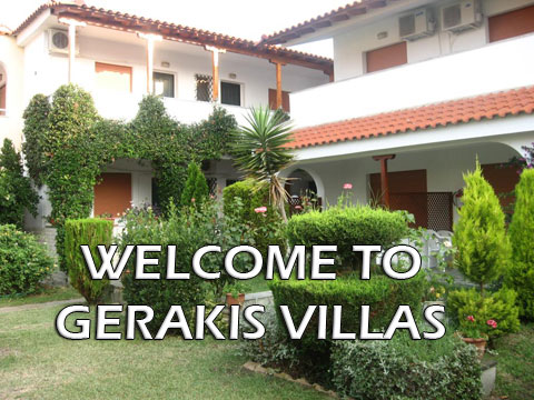 Welcome Gerakis Villas